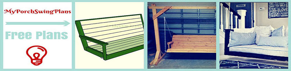 Free Porch Swing Plans U2013 How To Build A Garden Swing