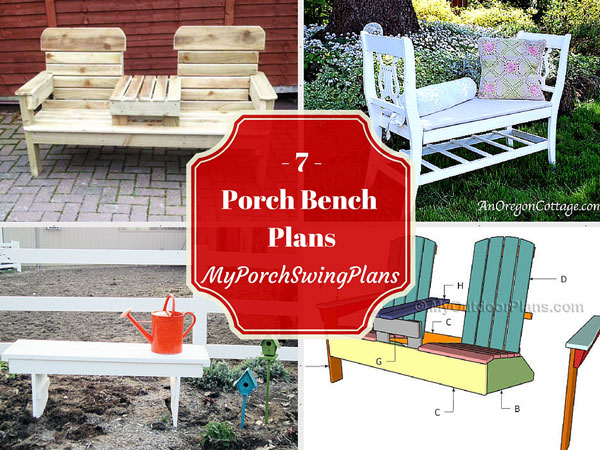 Free-Porch-Bench-Plans